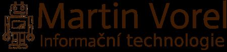 Martin Vorel - informační technologie
